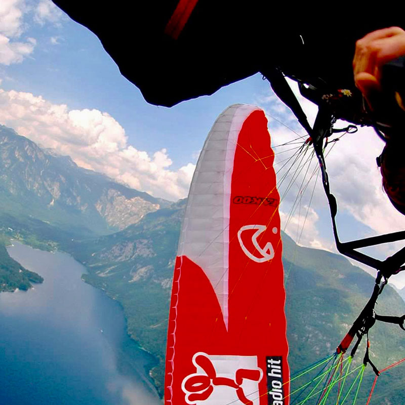 LoopTeam paraglide